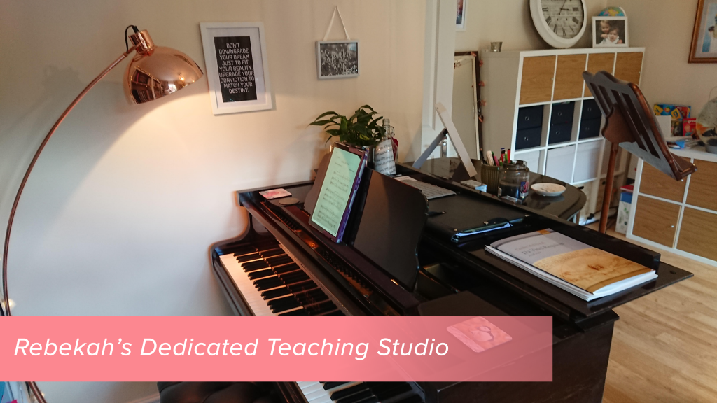 Rebekahs Teaching Studio Banner.fw